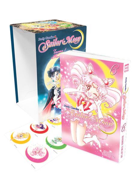 Sailor Moon. Том 6. + коллекционный бокс (фото)