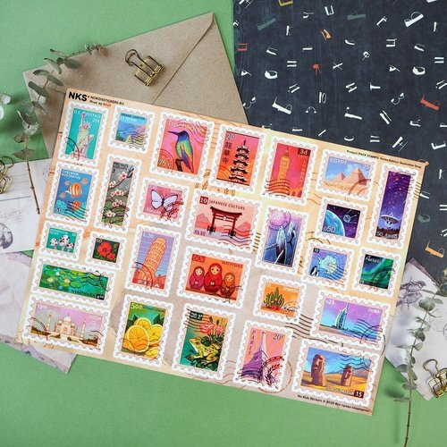 PACK STAMPS