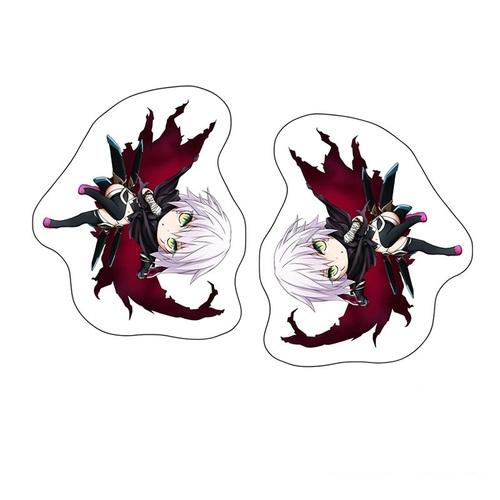 Декоративная фигурная подушка Судьба/Великий приказ/Fate/Grand Order