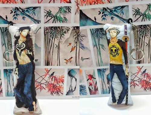 Декоративная мини-дакимакура Ван Пис/One Piece (2)