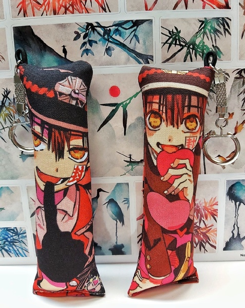 Декоративная мини-дакимакура Туалетный мальчик Ханако/Toilet-Bound Hanako-kun (1)