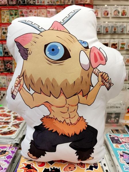 Декоративная фигурная подушка Клинок, рассекающий демонов/Demon Slayer: Kimetsu no Yaiba (8)