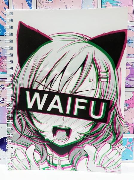 Тетрадь Waifu