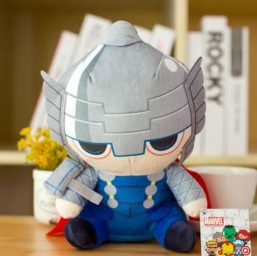 Мягкая игрушка Мстители/The Avengers (Тор)