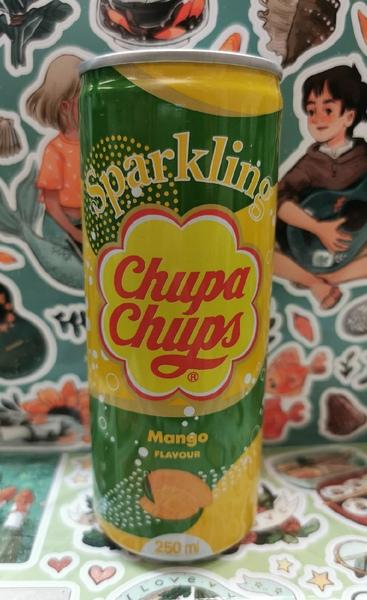 Напиток Chupa chups Манго (2)
