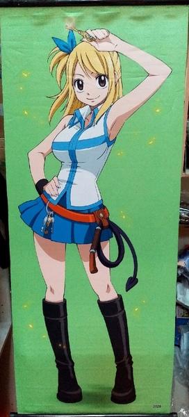 Тканевый плакат Хвост феи/Fairy Tail
