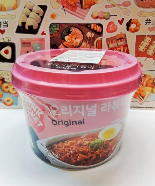 Рисовые клецки (рапокки) оригинальный вкус