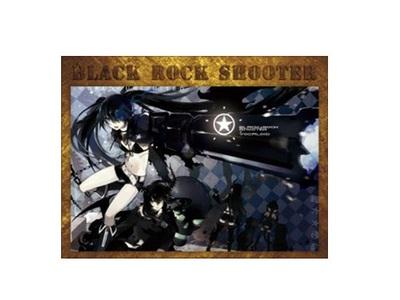 Пазл Стрелок с Чёрной скалы/Black Rock Shooter