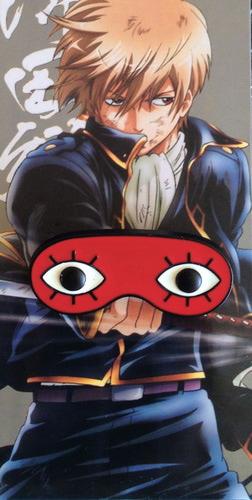 Значок Гинтама/Gintama
