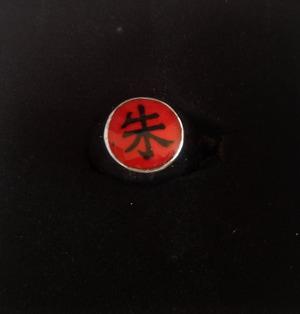 Кольцо Наруто/Naruto (Итачи) (фото)