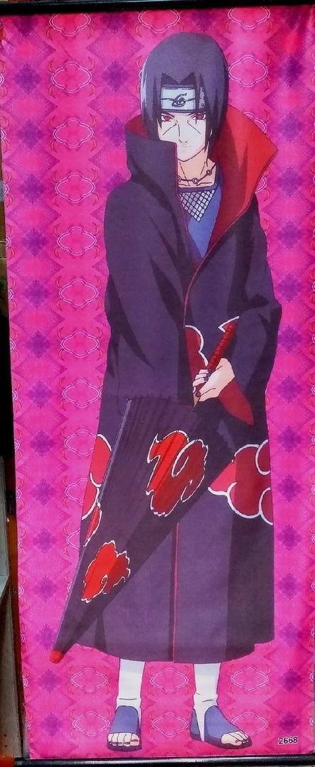 Тканевый плакат Наруто/Naruto