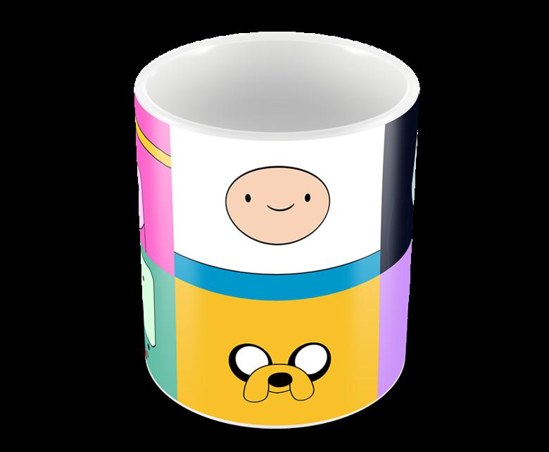 Кружка Время приключений с Финном и Джейком/Adventure Time