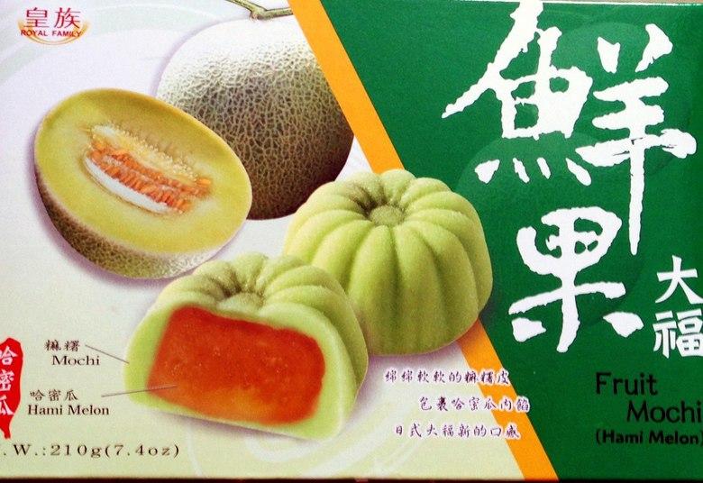 Фрукт-моти Тайваньская Дыня