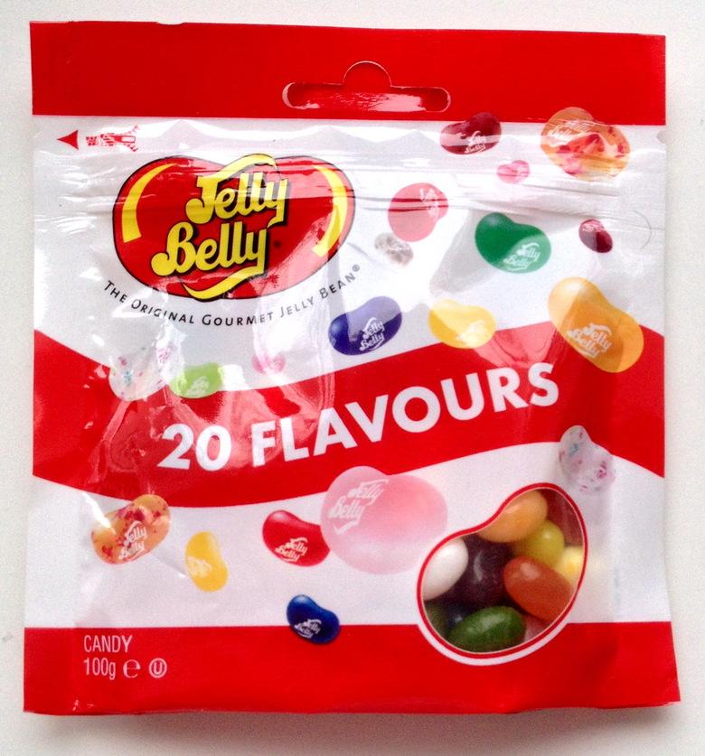 "Jelly Belly Конфеты Jelly Belly ""Ассорти 20 вкусов"""