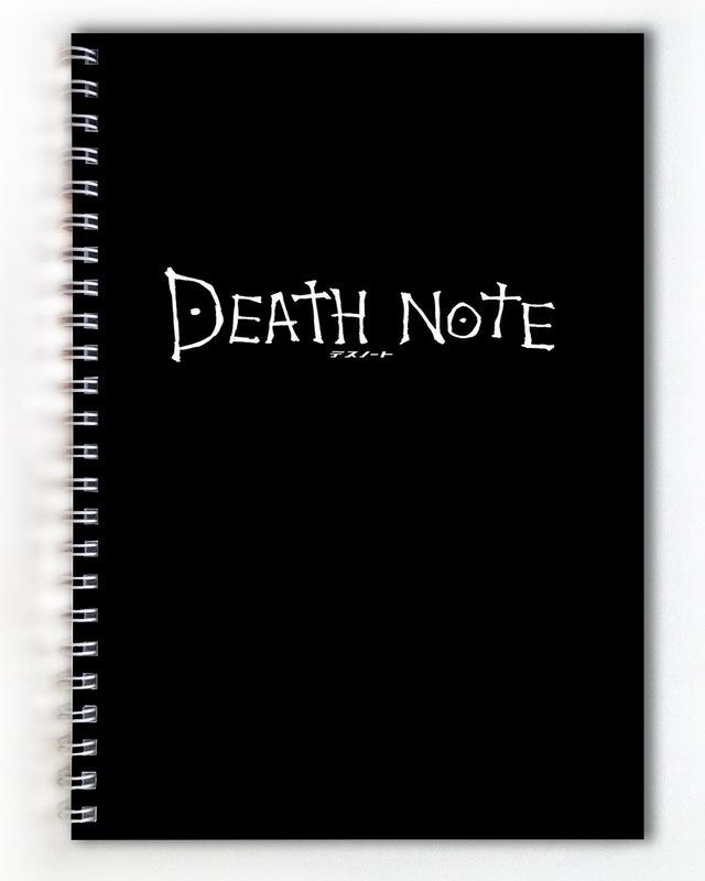 Тетрадь Тетрадь смерти/Death Note