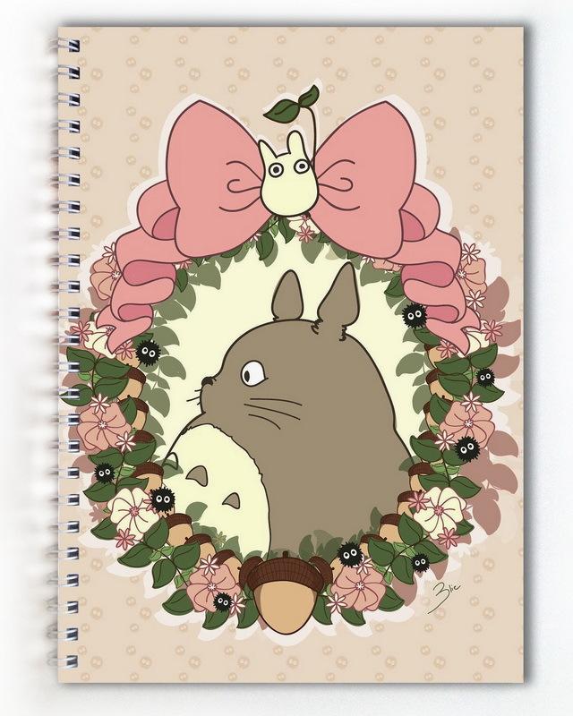 Тетрадь Тоторо/Totoro (1)