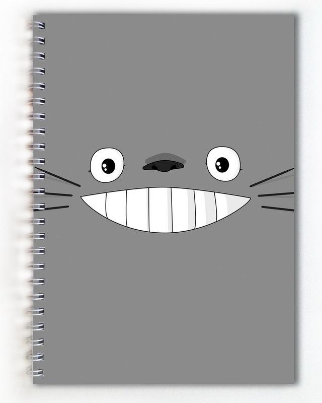 Тетрадь Тоторо/Totoro (2)