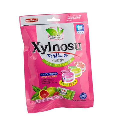 """Карамель """"Xylnosu"""", фруктовая мята"""