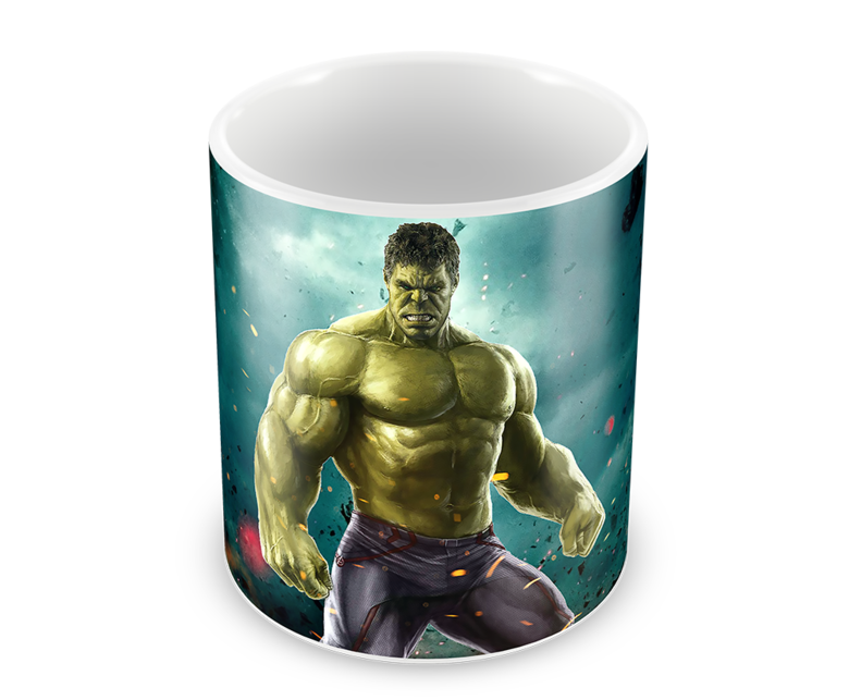 Кружка Халк/Hulk