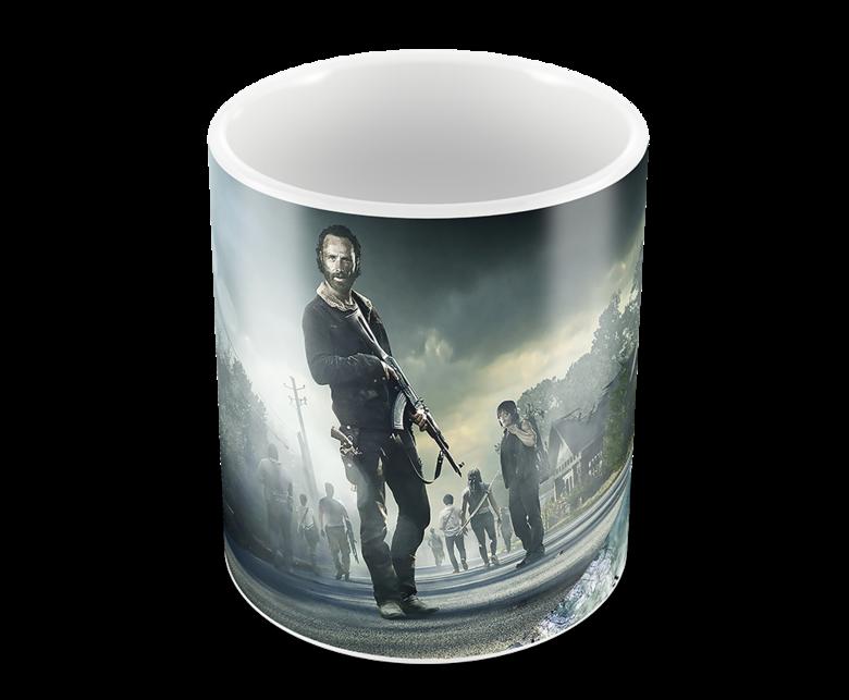 Кружка Ходячие мертвецы/The Walking Dead