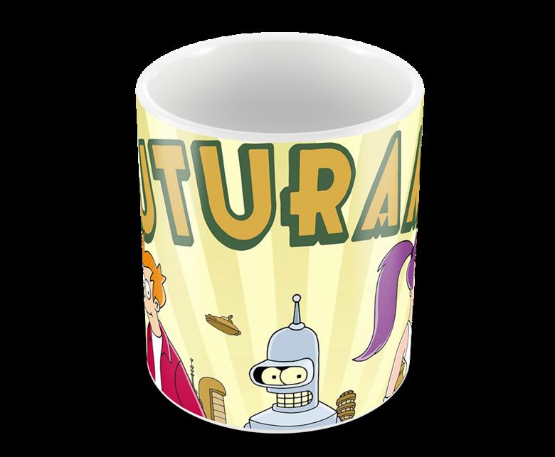 Кружка Футурама/Futurama (1)