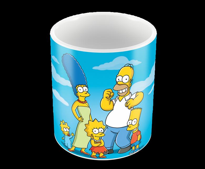 Кружка Симпсоны/The Simpsons