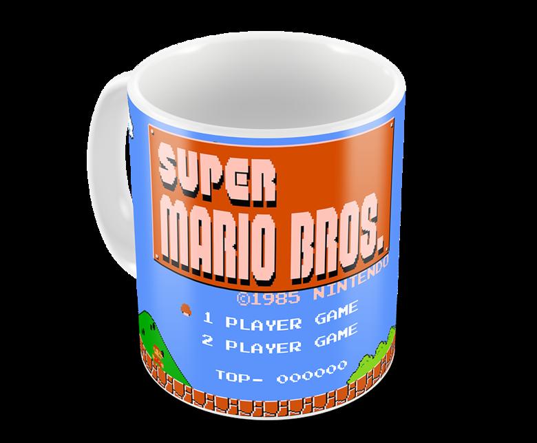 Кружка Mario