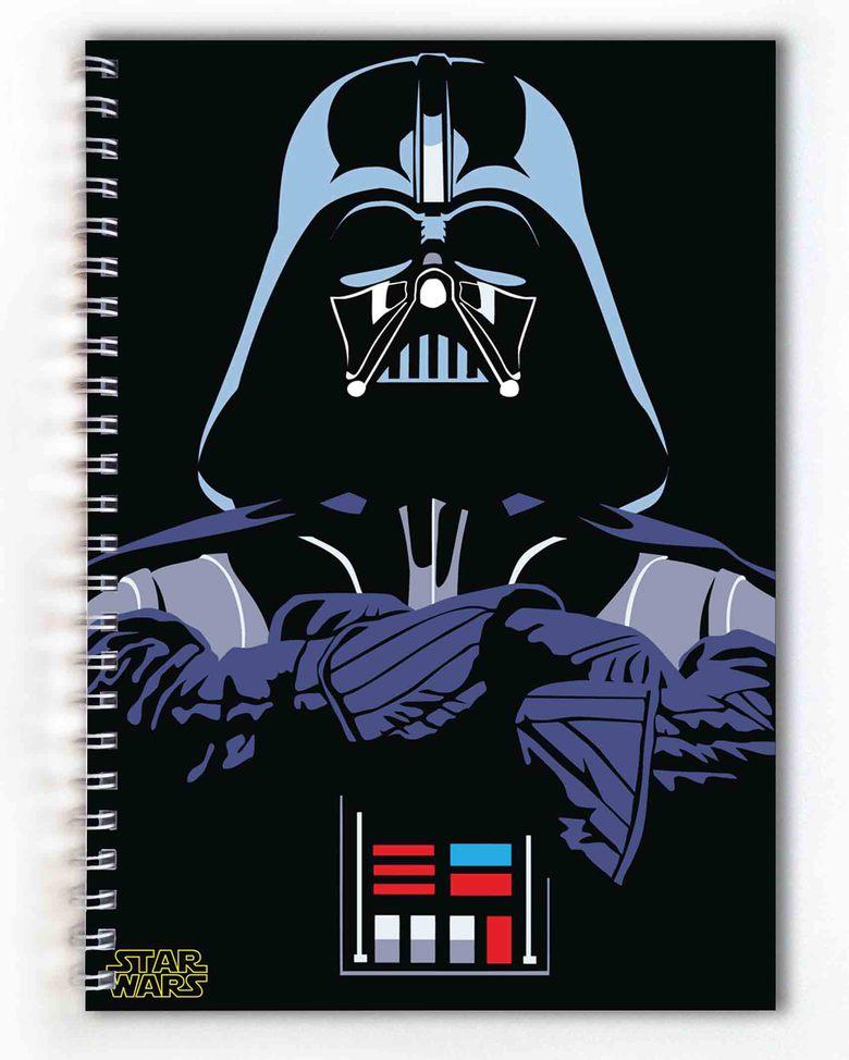 Тетрадь Star Wars (1)