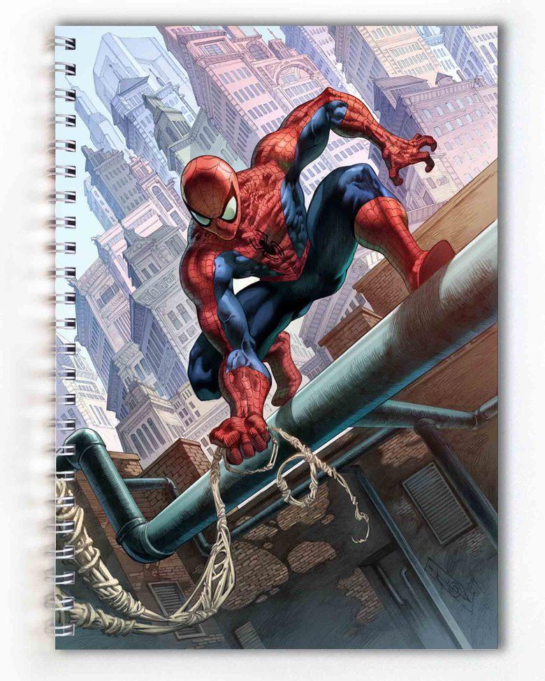 Тетрадь Человек-паук/Spider-Man