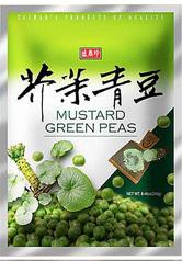 Зеленый горошек с васаби (большая упаковка) (срок годности до 24.06)