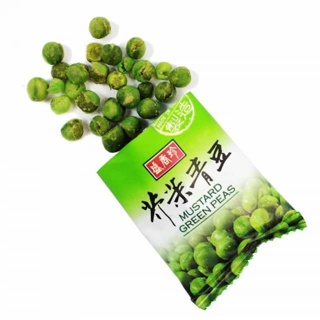 Зеленый горошек с васаби (маленькая упаковка)