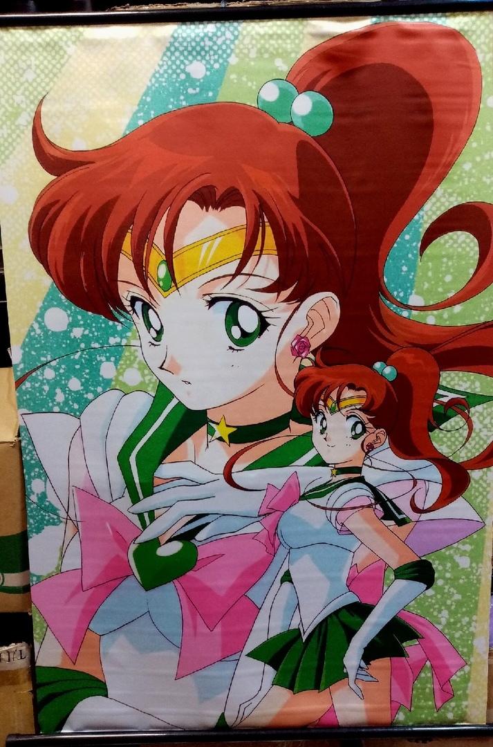 Тканевый плакат Сейлор Мун/Sailor Moon