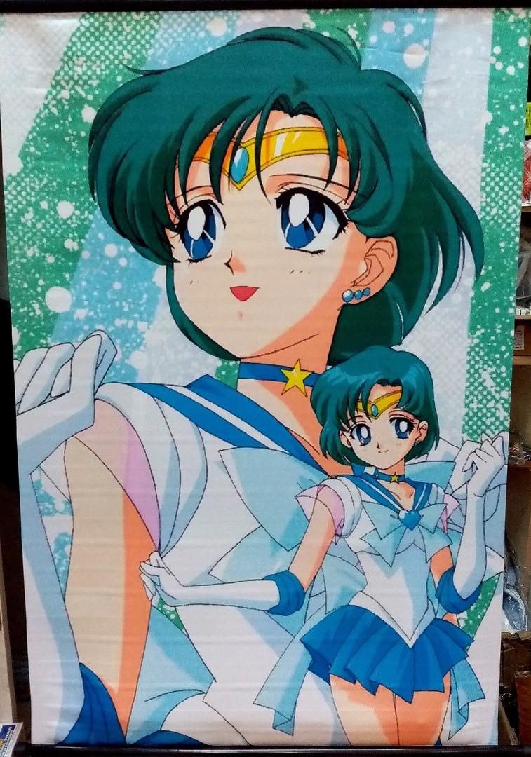 Тканевый плакат Сейлор Мун/Sailor Moon (3)