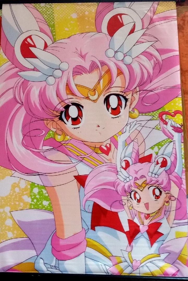Тканевый плакат Сейлор Мун/Sailor Moon (4)