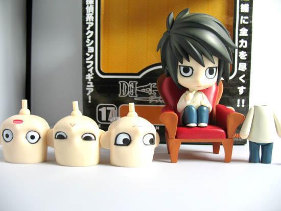 Фигурка Тетрадь смерти/Death Note