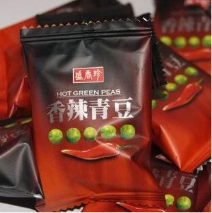 Зеленый горошек с перцем (маленькая упаковка)