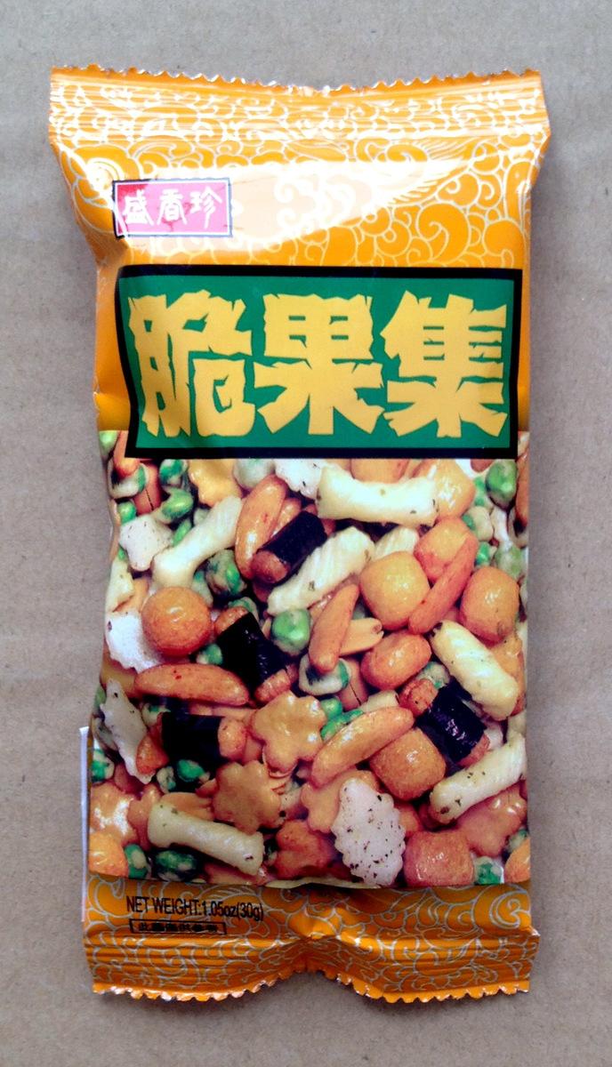 Японская снековая смесь (средняя упаковка)