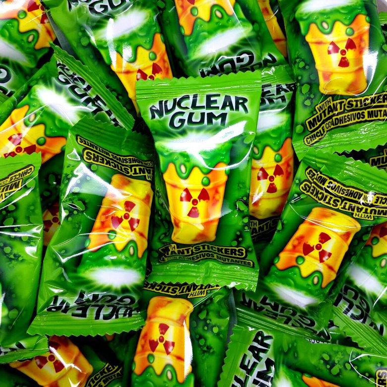 """Жевательная резинка """"Fini"""", ядерный взрыв (гигант)"""