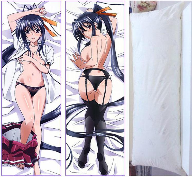 Декоративная подушка дакимакура Демоны старшей школы/High School DxD (3)