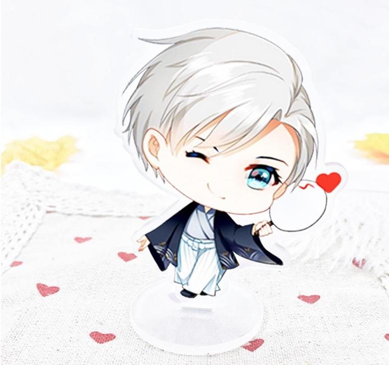 Фигурка Юри на льду!!!/Yuri!!! on Ice (2)