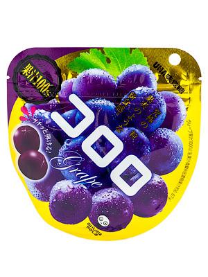 """Мармелад """"UHA"""", темный виноград"""
