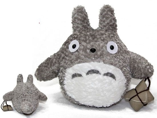 Мягкая игрушка Тоторо/Totoro (22 см, №11)