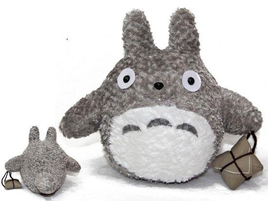 Мягкая игрушка Тоторо/Totoro (35 см, №11)