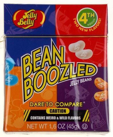 Jelly Belly Jelly Belly Bean Boozled, 4-ая версия в коробочке
