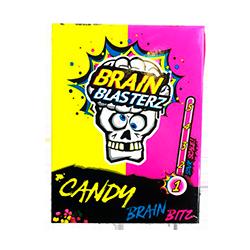 """Конфеты """"Brain Blasterz Bitz"""", со вкусом лимона и малины (срок годности до 31.08)"""