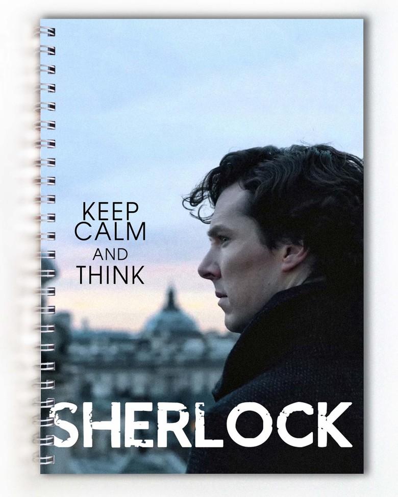 Тетрадь Шерлок/Sherlock (2)