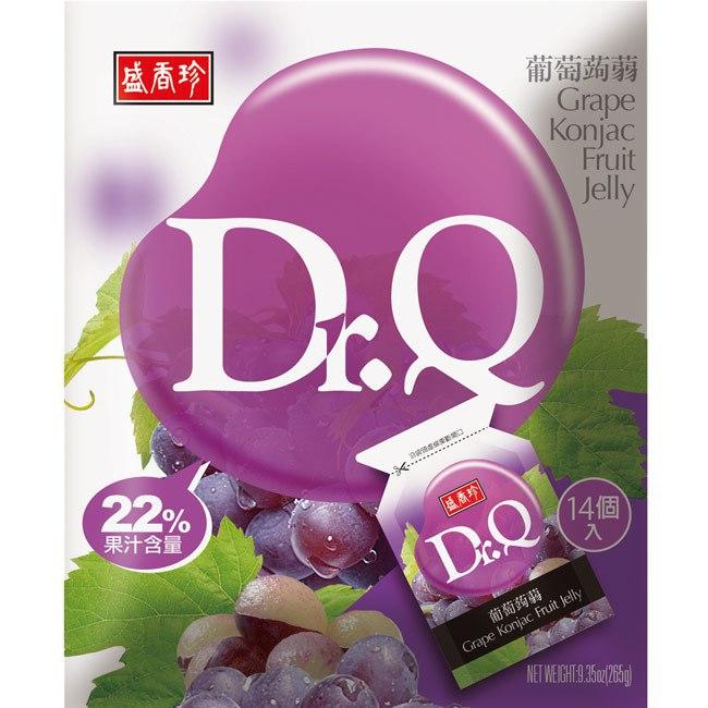 """Желе """"Доктор - Q"""", виноград"""