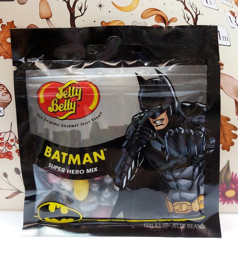 """Конфеты Jelly Belly Super Hero """"Batman"""", 80 г"""