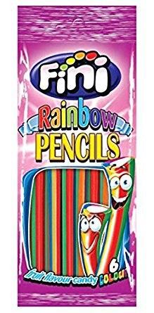 """Мармелад """"Fini"""", палочки разноцветные"""