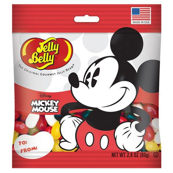 Конфеты Mickey Mouse Jelly Beans